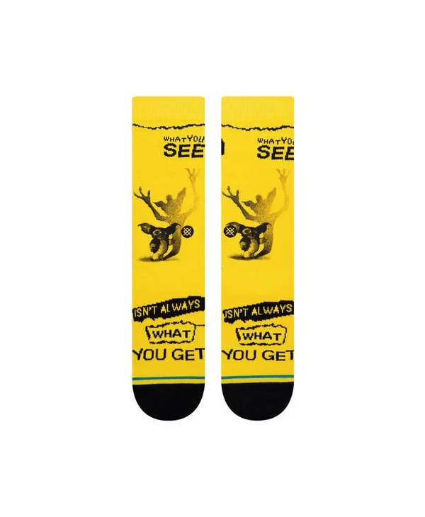 Stance x Gremlins What You Get Crew Socks
