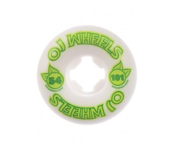 Oj's Wheels From Concentrate 101A - 54mm