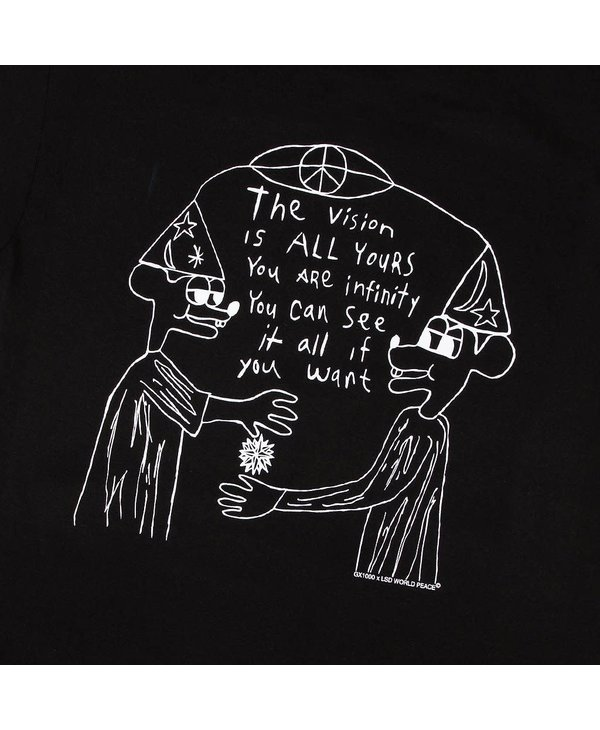 The Vision Tee - Black