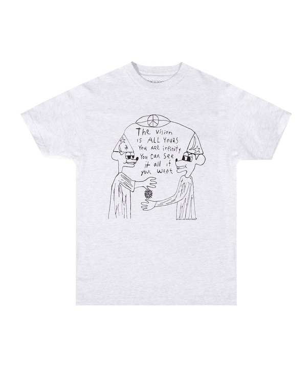 The Vision Tee - Gray
