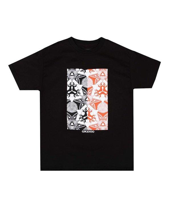 LSD Escher Tee - Black