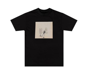 All The Time Tee - Black