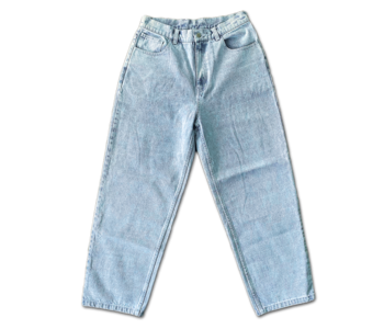 Frosted Pants - Blue