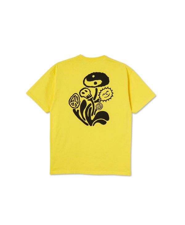 Trippin' Tee - Yellow