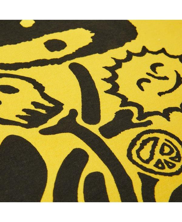 Trippin' Hoodie - Lemon