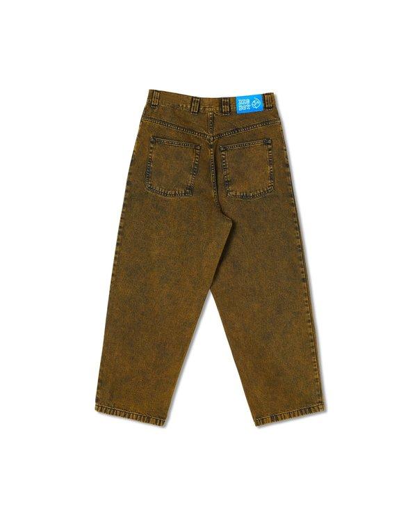 Big Boy Jeans - Yellow/Black