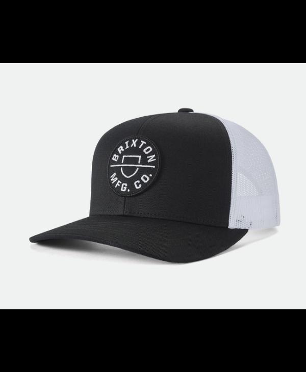 Crest Crossover MP Mesh Cap - Black
