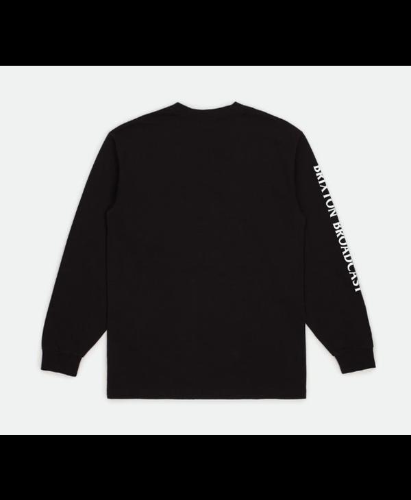Clutter L/S Standard Tee - Black