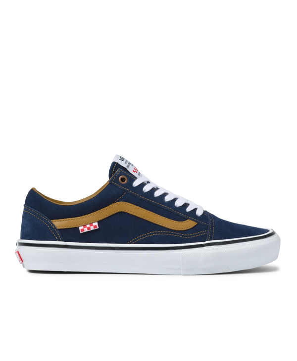 Reynolds Skate Old Skool - Navy/Golden Brown