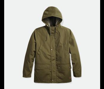 Storm Parka Jacket - Military Olive