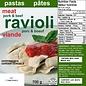 Ricos Ricos Meat Ravioli