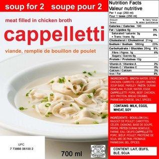 Ricos Ricos Cappelletti Soup