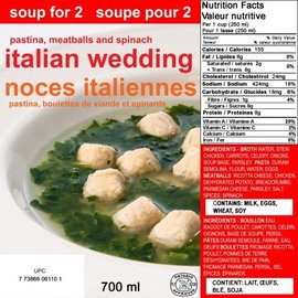 Ricos Ricos Italian Wedding
