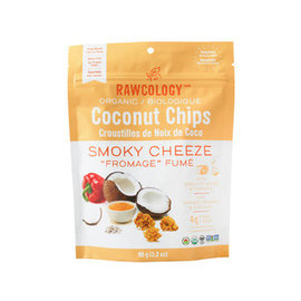 Rawcology DC/Coconut Chips Smoky Cheeze Rawcology
