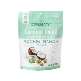Rawcology DC/Coconut Chips Rockin' Ranch Rawcology