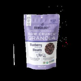 Rawcology Raw Crunch Blueberry Granola