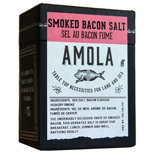 Amola Amola Smoked Bacon Salt