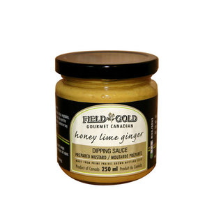 Field Gold Gourmet Canada Honey Lime Ginger Dipping Sauce
