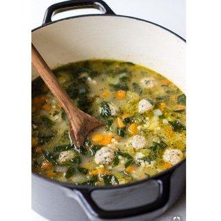 Stock & Broth Italian Meatball Wedding Soup Stock & Broth