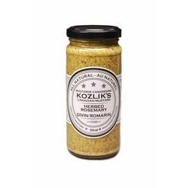 Kozlik's KOZLIK'S MUSTARD - Herbed Rosemary