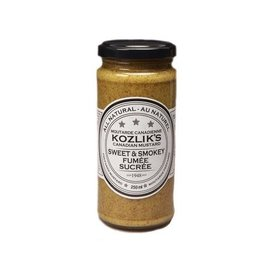 Kozlik's KOZLIK'S MUSTARD - Sweet & Smokey