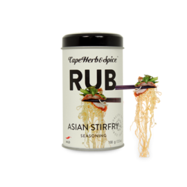 Cape Herb & Spice CHS RUB SHAKERS - Asian Stirfry