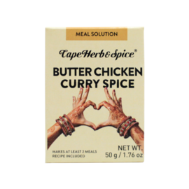 Cape Herb & Spice CHS EXOTIC SPICE MEAL KITS - Butter Chicken