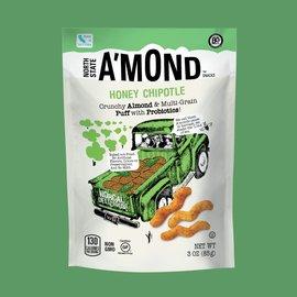 A'MOND Snacks A'Mond Snacks Honey Chipotle
