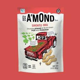 A'MOND Snacks A'Mond Snacks Smoked BBQ