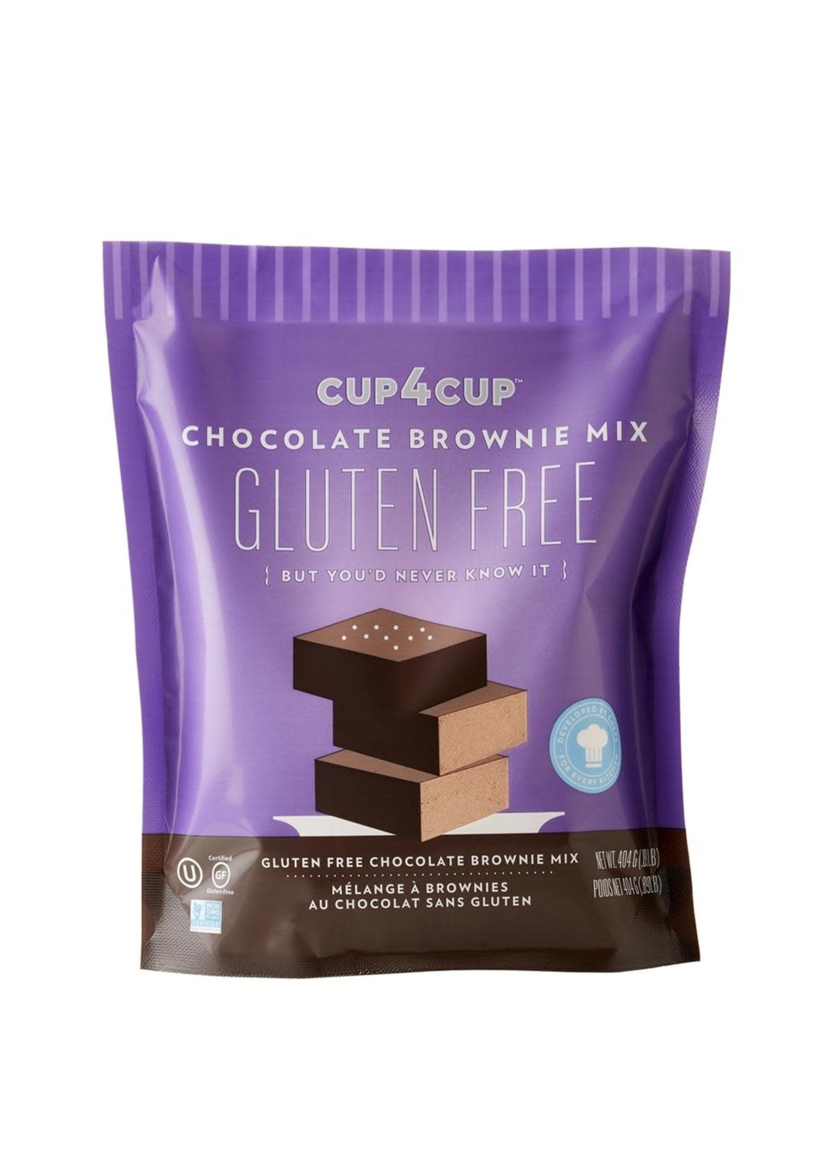 Cup4Cup Cup4Cup Chocolate Brownie Mix
