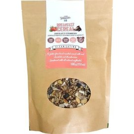 KZ Clean Eating Chocolate & Strawberry Cereal 500G