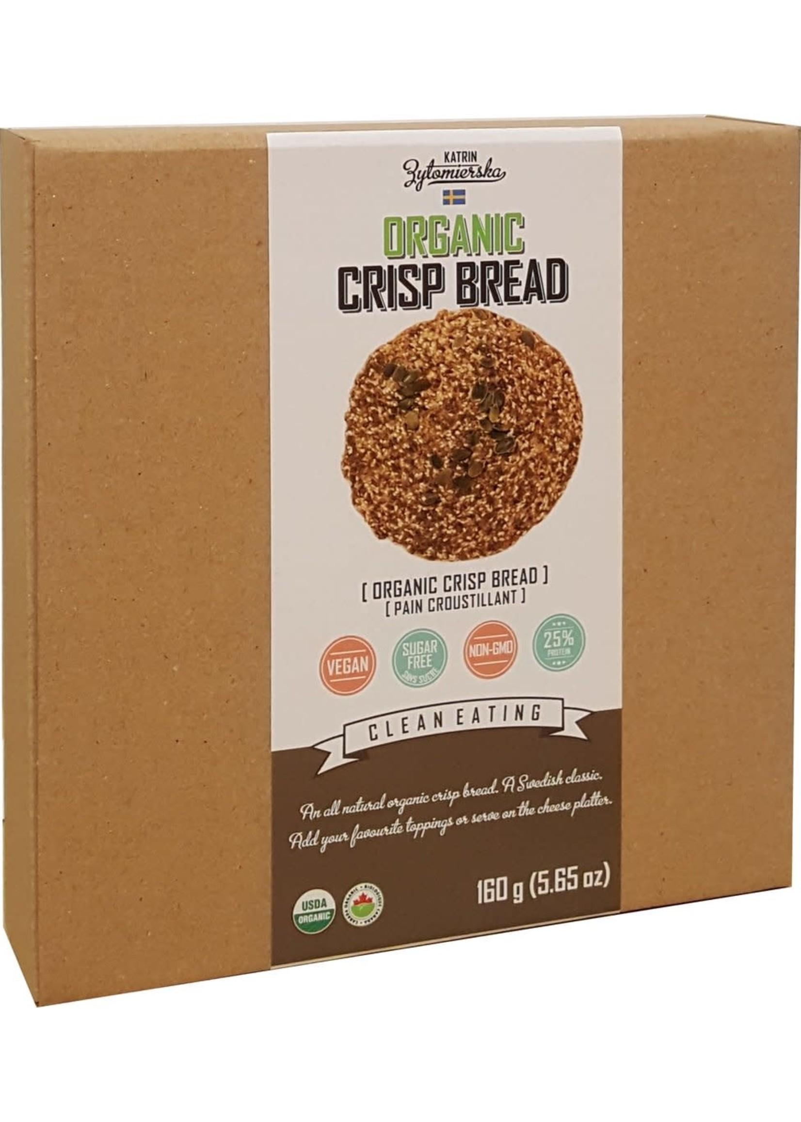 KZ Clean Eating Organic Crisp Bread