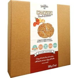 KZ Clean Eating Tomato & Onion Cracker