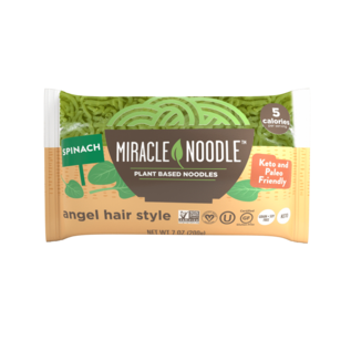 Miracle Noodle Miracle Noodle Spinach Angel Hair