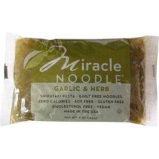 Miracle Noodle Miracle Noodle Garlic & Herb