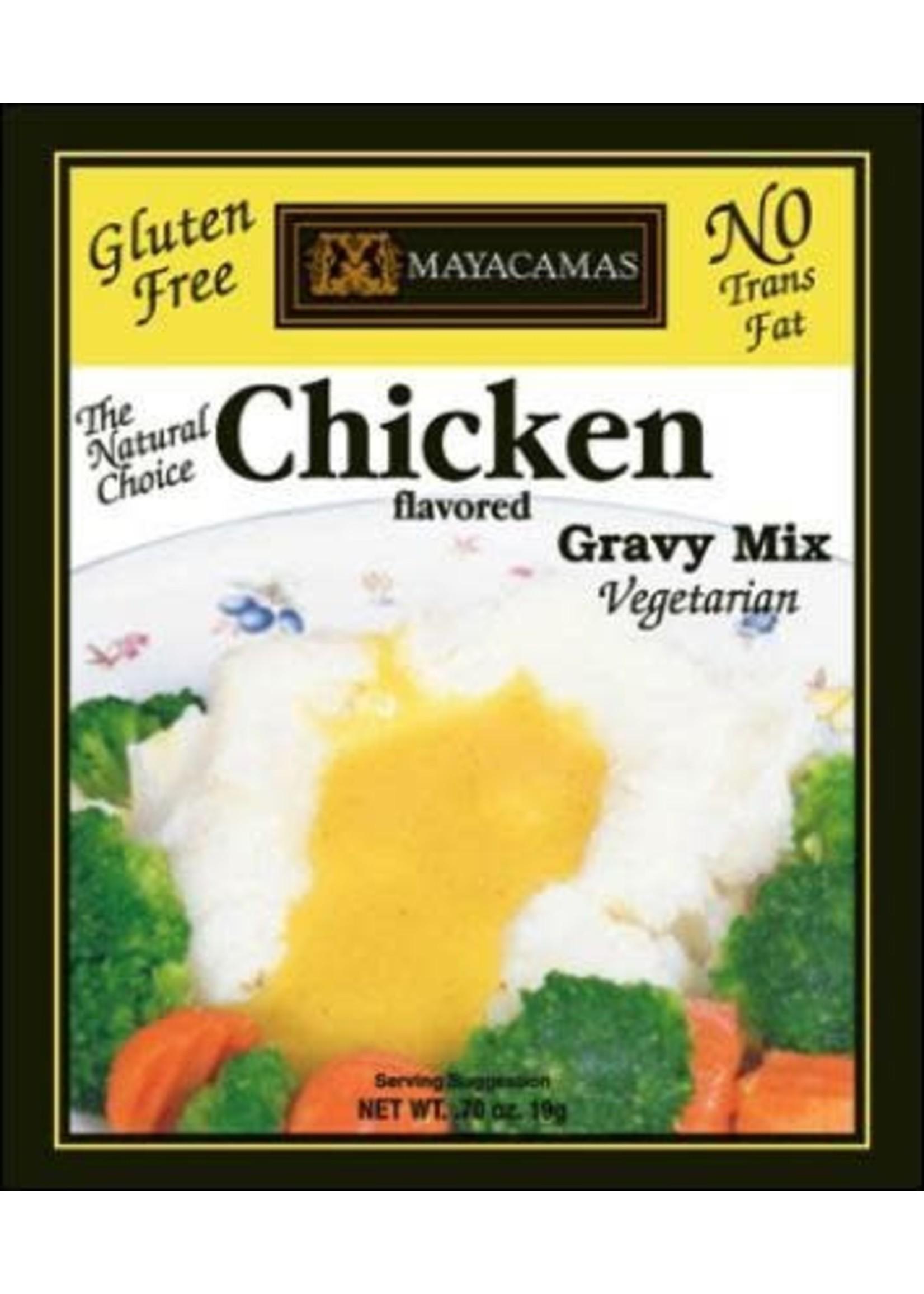 Mayacamas Mayacamas Chicken Flavour Gravy Mix
