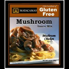 Mayacamas Mayacamas Mushroom Sauce Mix