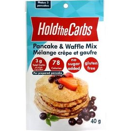 Hold the Carbs Hold The Carbs Pancake & Waffle Mix 40G