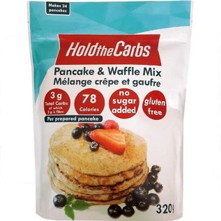 Hold the Carbs Hold The Carbs Pancake & Waffle Mix 320G