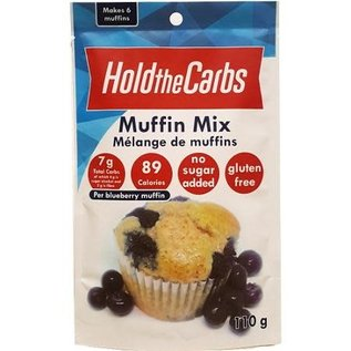 Hold the Carbs Hold The Carbs Muffin Mix 110G