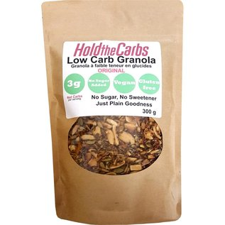 Hold the Carbs Hold The Carbs Original Granola 300G