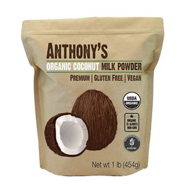 Anthony's Organic Coconut Milk Powder 1Lb