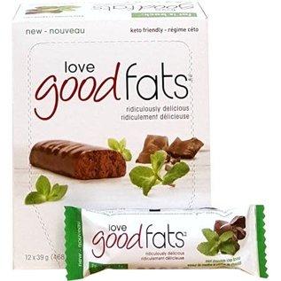 Love Good Fats Good Fats Mint Chocolate Chip Bar