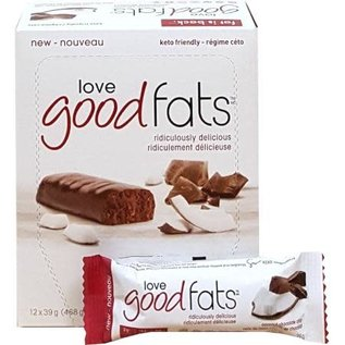 Love Good Fats Good Fats Coconut Chip Bar