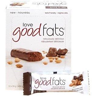 Love Good Fats Good Fats Rich Chocolatey Almond Bar