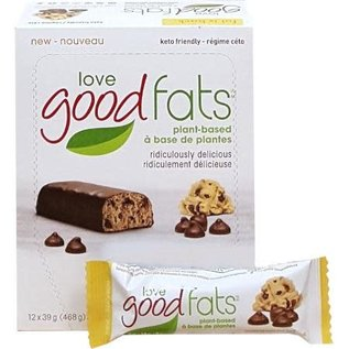 Love Good Fats Good Fats Chocolate Chip Cookie Dough Bar