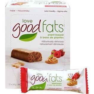Love Good Fats Good Fats Peanut Butter & Jam Bar