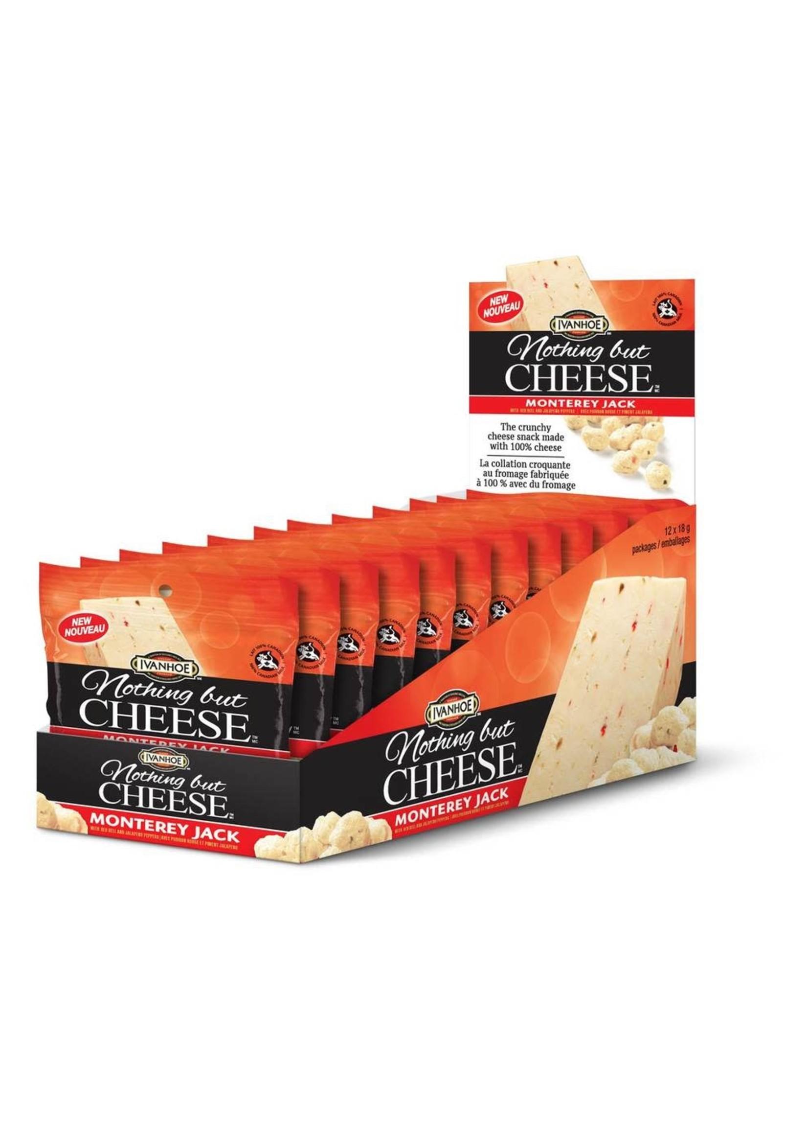 Ivanhoe Cheese Ivanhoe Monterey Jack 18G