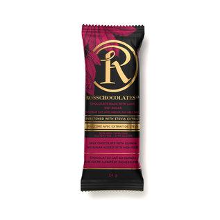 Ross No Sugar Ross No Sugar Milk Chocolate with Quinoa