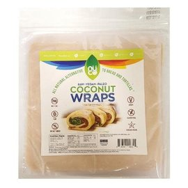 Nuco Coconut Wraps Original